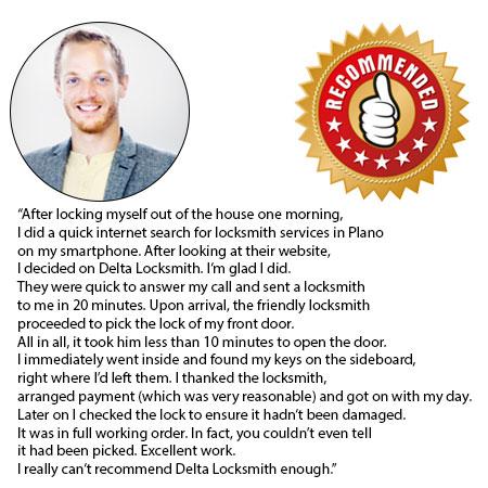 Plano Locksmith services