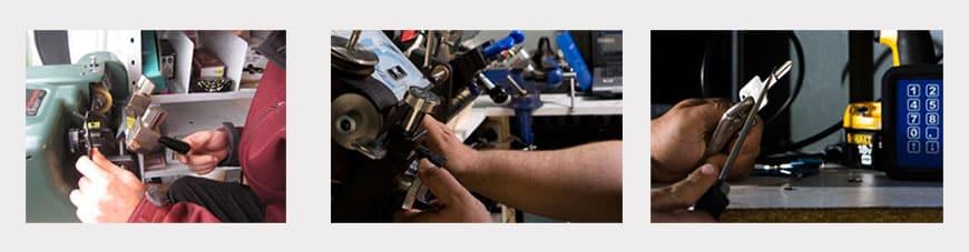 common locksmith tools
